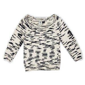 American Eagle Women's Loose Knit Sweater Scoop